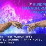 2018 European Thermoforming Conference